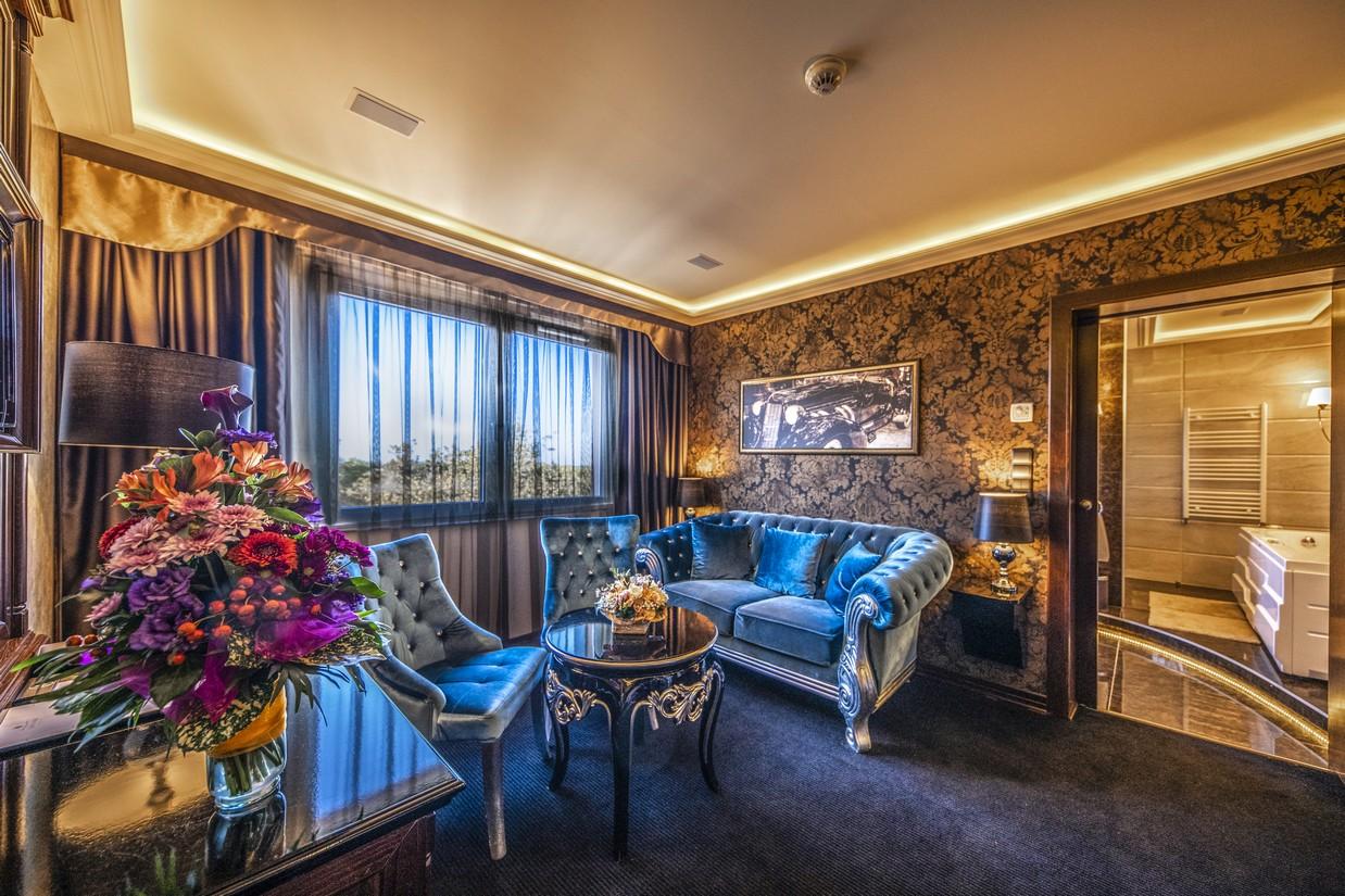 Mirage Deluxe lkosztály - Hotel Délibáb Hajdúszoboszló